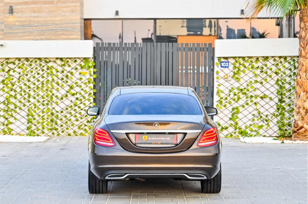 buy approved Mercedes C200 with warranty