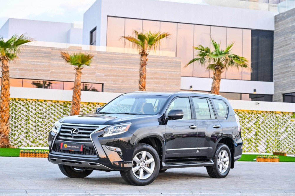 buy second hand Lexus GX460 without downpayment