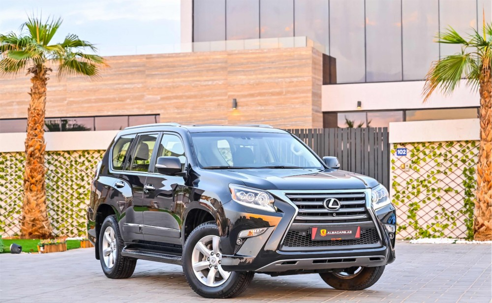 buy second hand Lexus GX460 with warranty