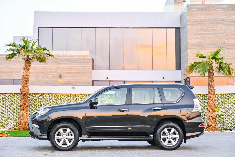 buy pre-owned Lexus GX460 without downpayment
