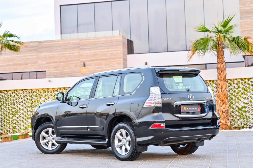 buy second hand Lexus GX460 in Dubai