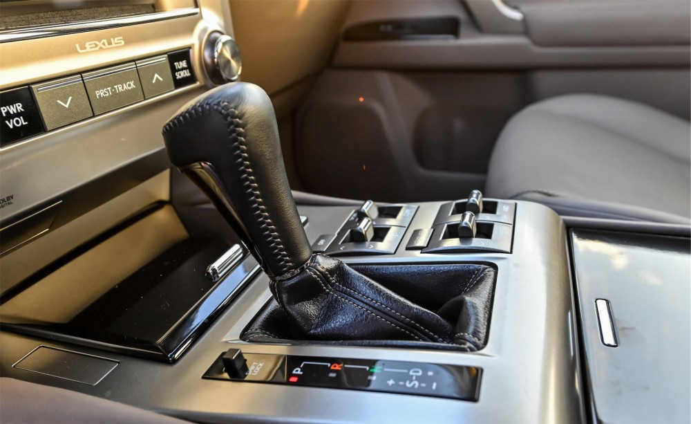buy slightly used Lexus GX460 without downpayment