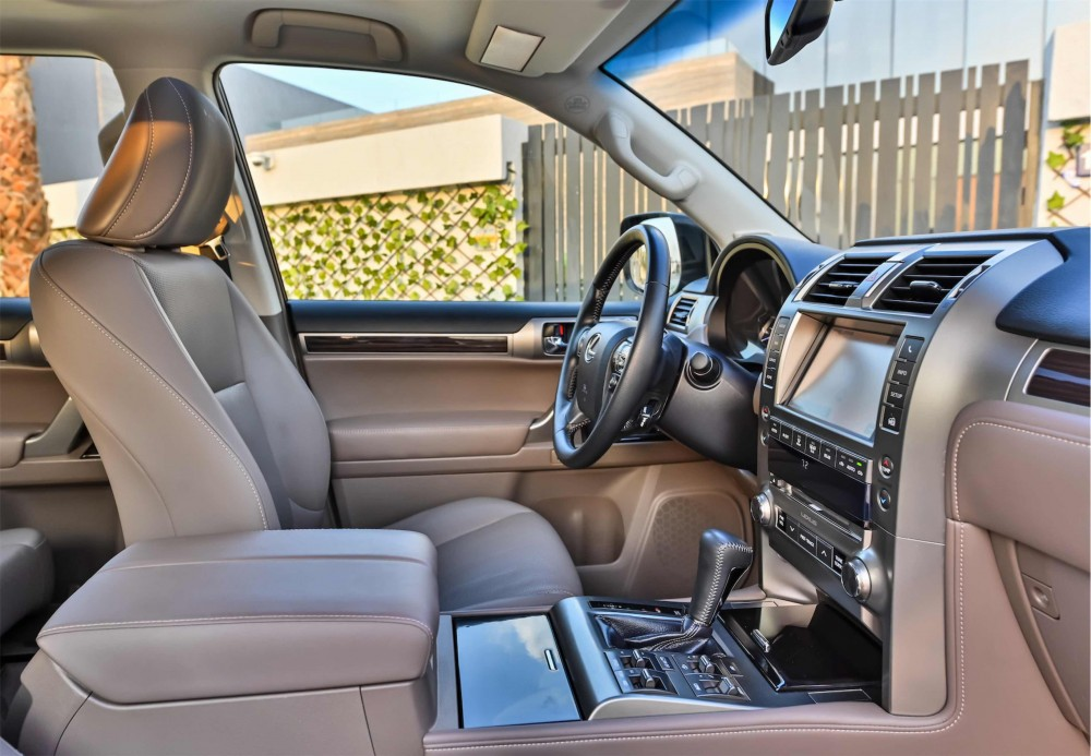 buy certified Lexus GX460 without downpayment