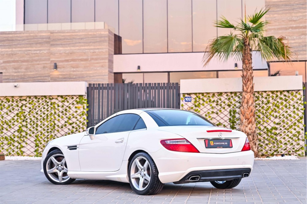 buy used Mercedes SLK200 AMG Convertible with warranty