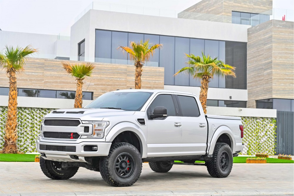 buy certified Ford F-150 Shelby 755 BHP in UAE