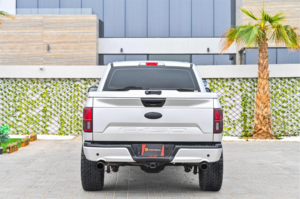 buy used Ford F-150 Shelby 755 BHP in UAE