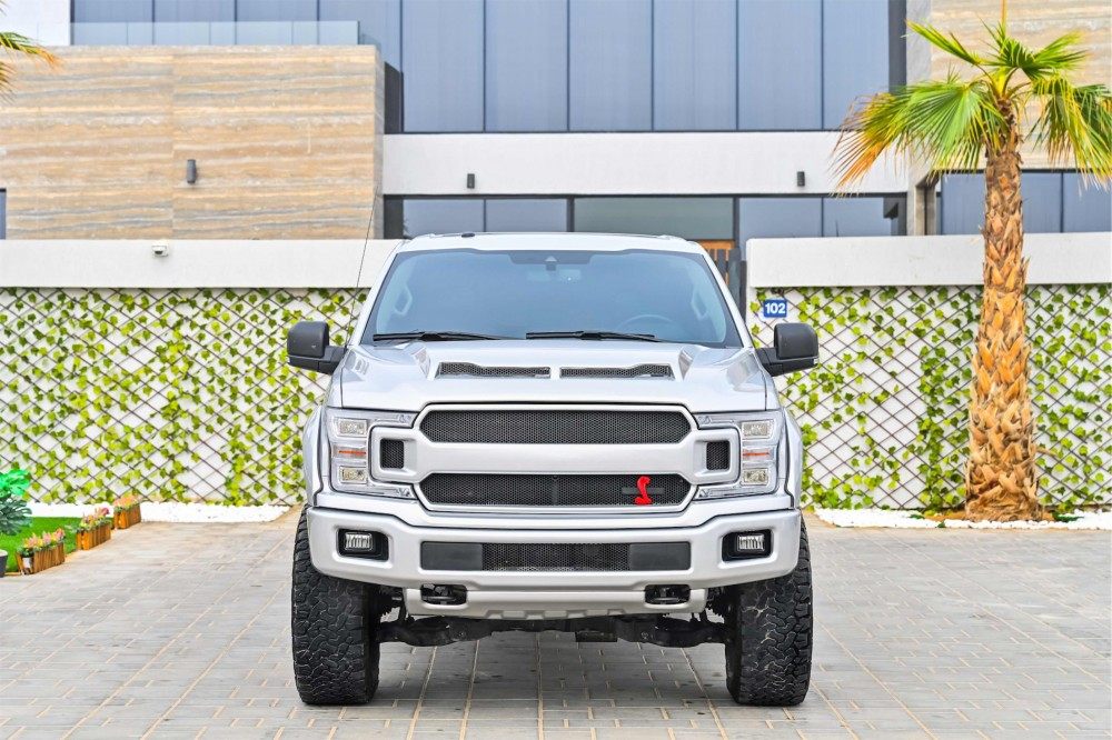 buy approved Ford F-150 Shelby 755 BHP with warranty
