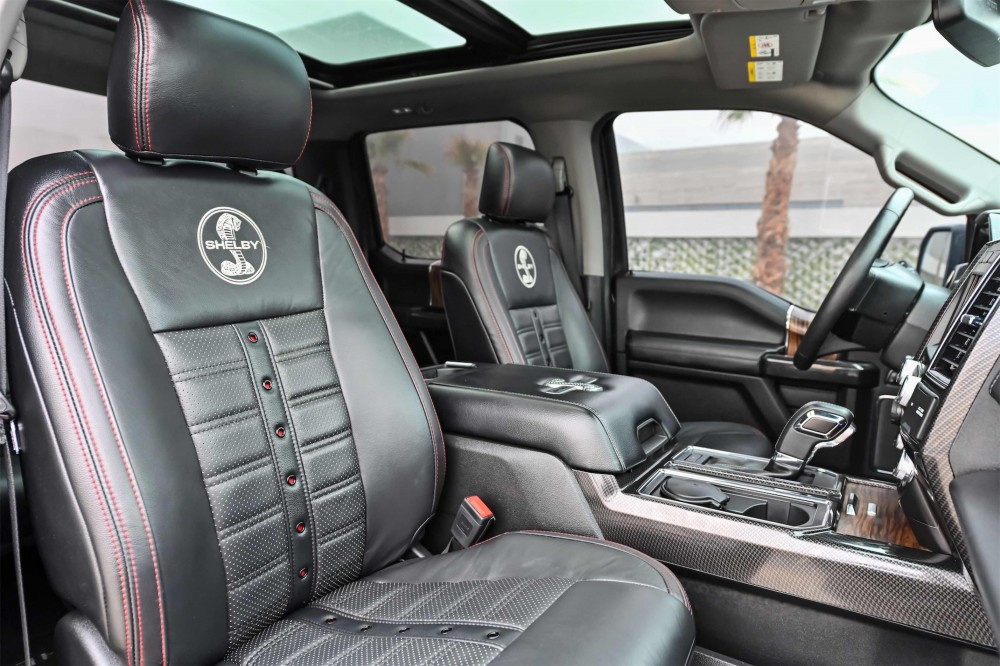 buy pre-owned Ford F-150 Shelby 755 BHP without downpayment