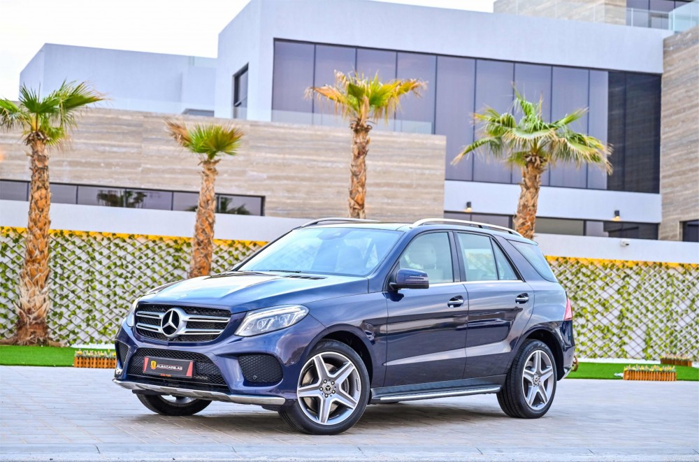 buy certified Mercedes GLE400 4Matic without downpayment