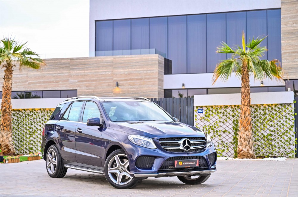 buy second hand Mercedes GLE400 4Matic without downpayment