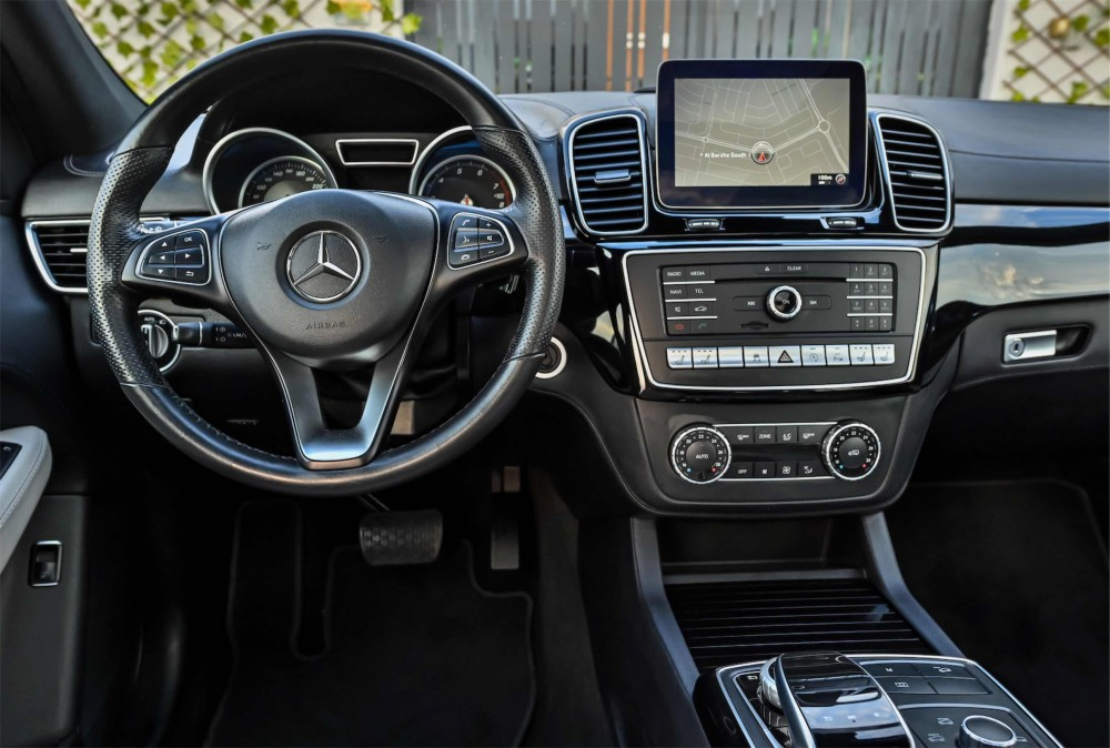 buy pre-owned Mercedes GLE400 4Matic without downpayment