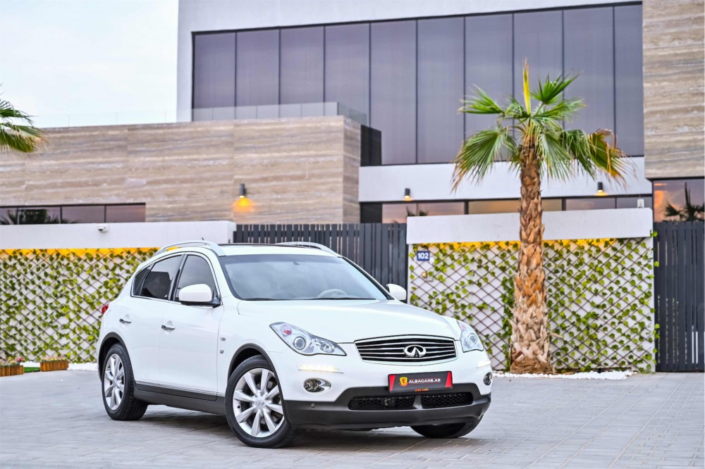 buy certified Infiniti QX50 without downpayment