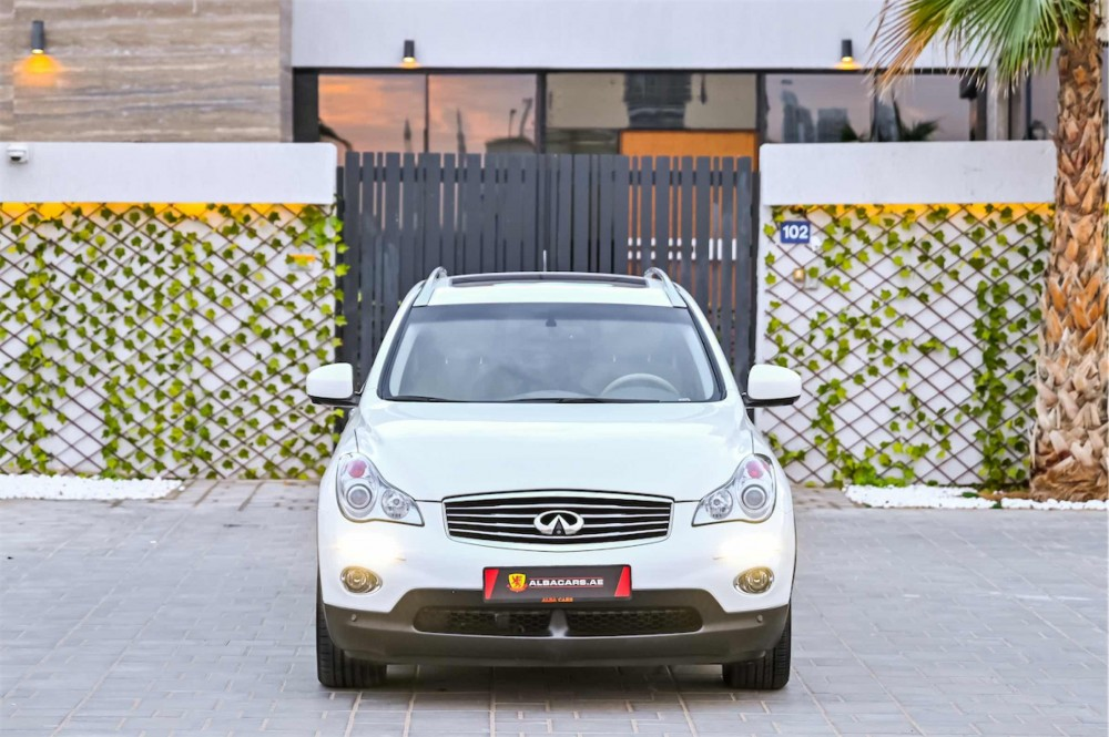 buy pre-owned Infiniti QX50 with warranty