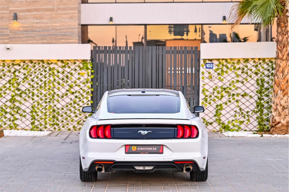 buy approved Ford Mustang Ecoboost 2.3L in Dubai