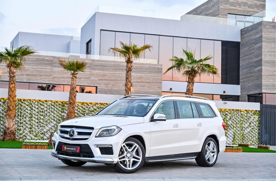 Mercedes GL500 4Matic