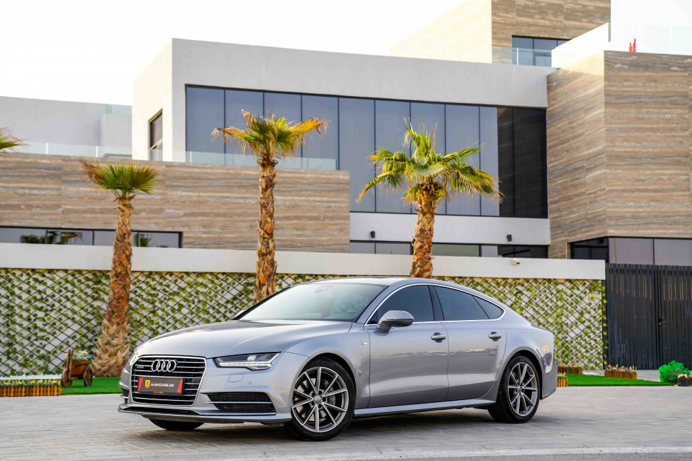 buy used Audi A7 S-Line with warranty
