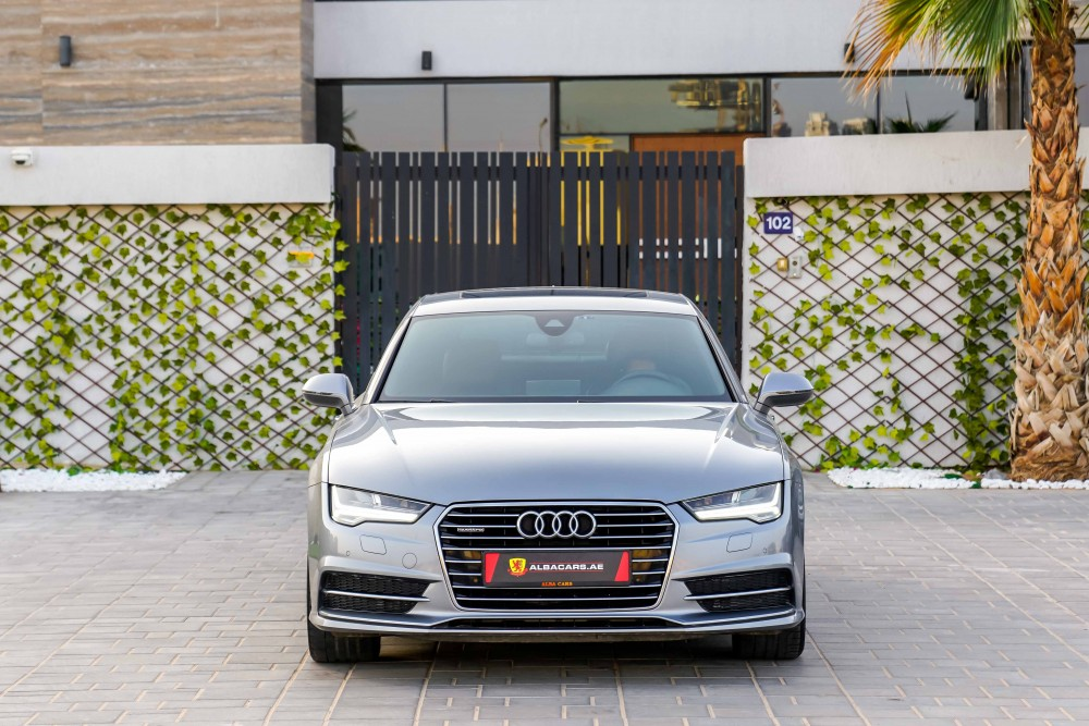 buy used Audi A7 S-Line without downpayment