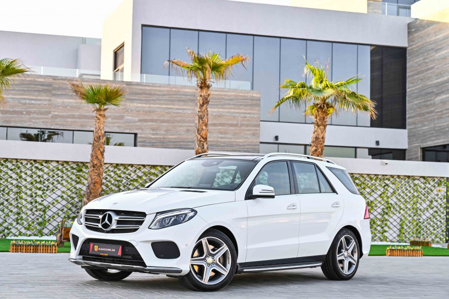 Mercedes GLE 400 4Matic