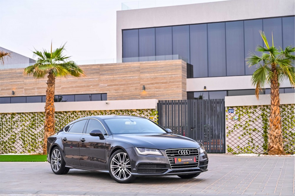 buy used Audi A7 S-Line in UAE