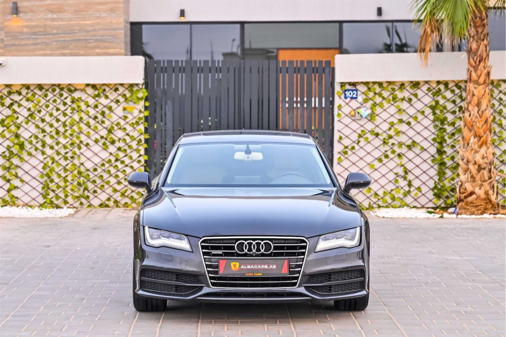 buy approved Audi A7 S-Line in UAE