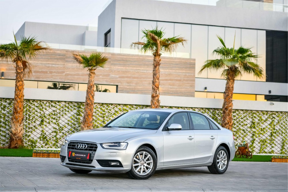 buy certified Audi A4 TFSI without downpayment