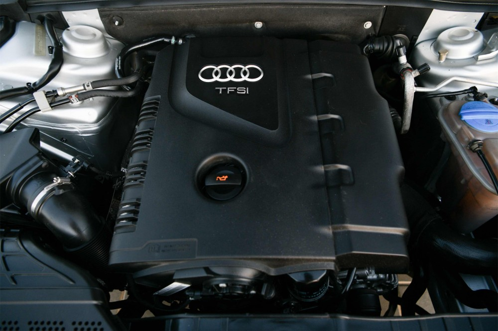 buy pre-owned Audi A4 TFSI without downpayment