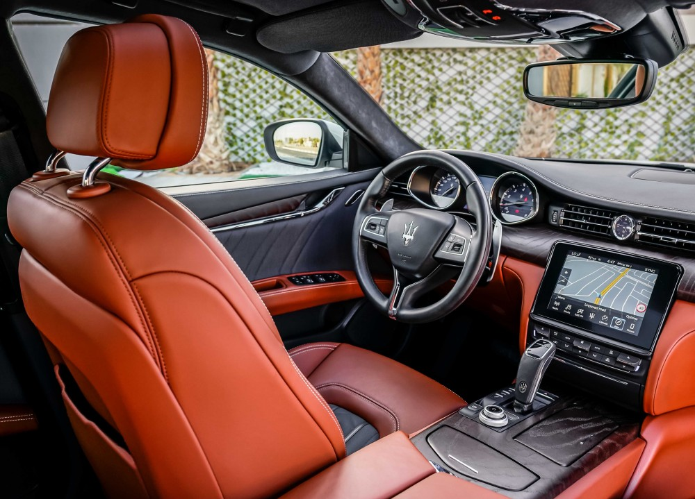 buy used Maserati Quattroporte GTS GranLusso without downpayment