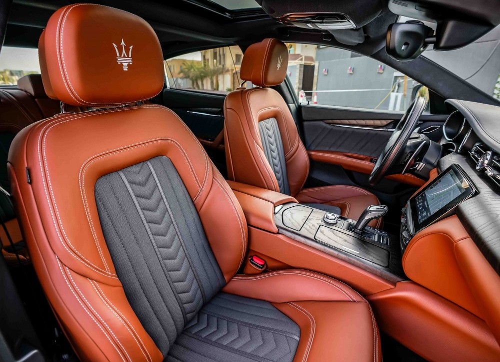 buy second hand Maserati Quattroporte GTS GranLusso without downpayment