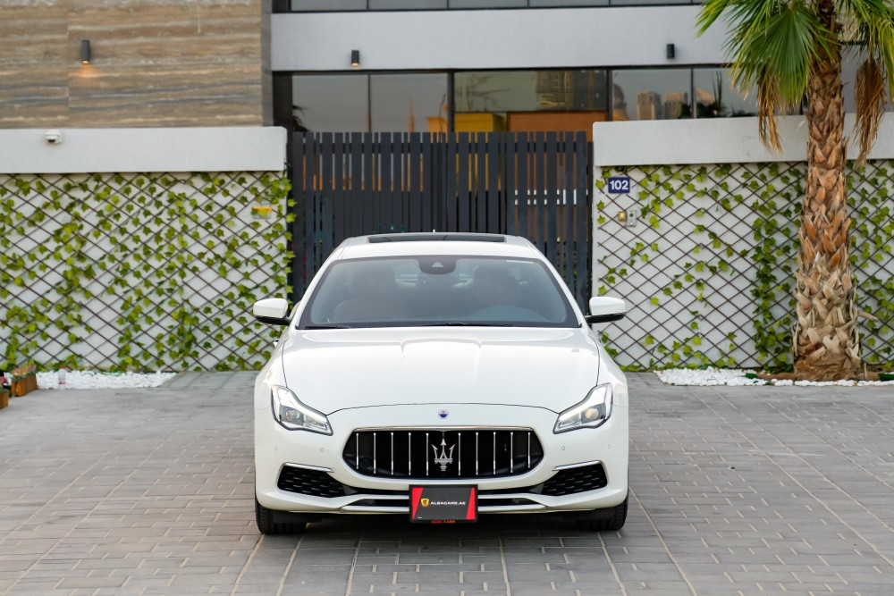 buy approved Maserati Quattroporte GTS GranLusso with warranty
