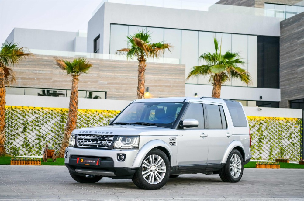 buy approved Land Rover LR4 HSE V6 in UAE