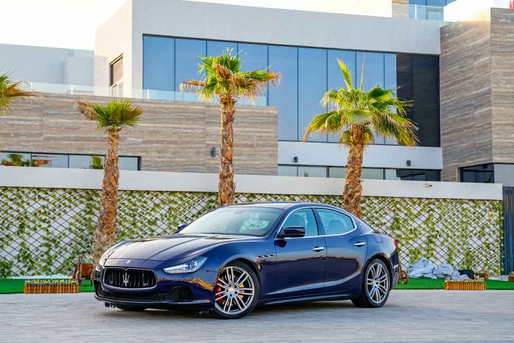 buy approved Maserati Ghibli SQ4 without downpayment