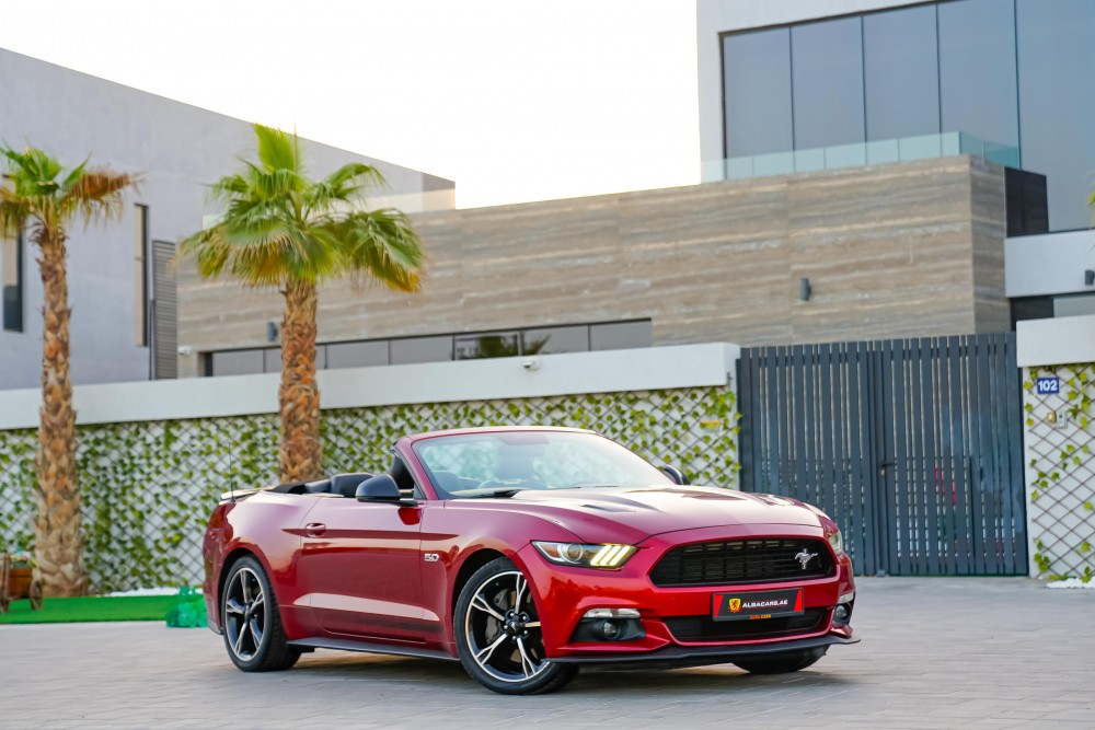 buy used Ford Mustang GT V8 without downpayment