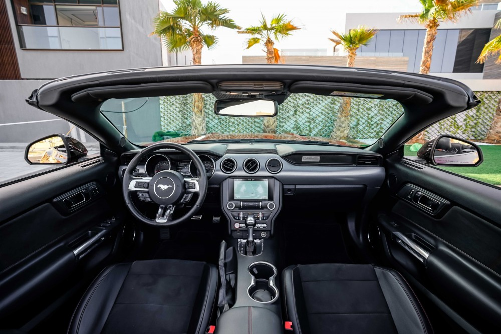 buy approved Ford Mustang GT V8 with warranty