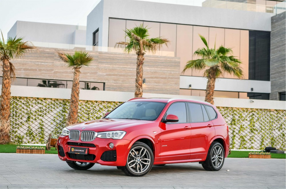 buy used BMW X3 M-kit 3.0TC without downpayment