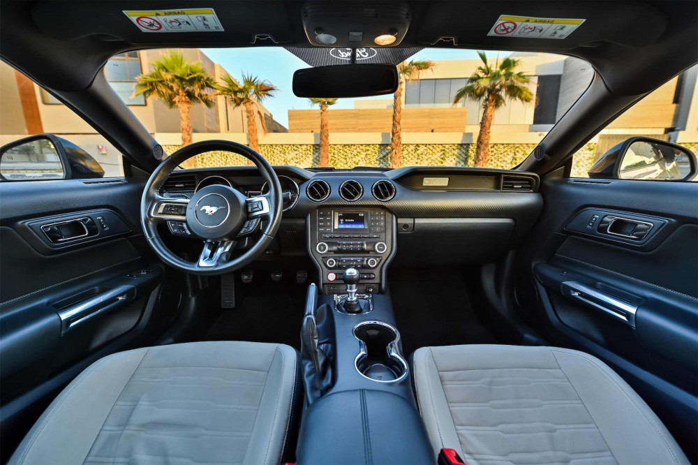buy approved Ford Mustang in Dubai
