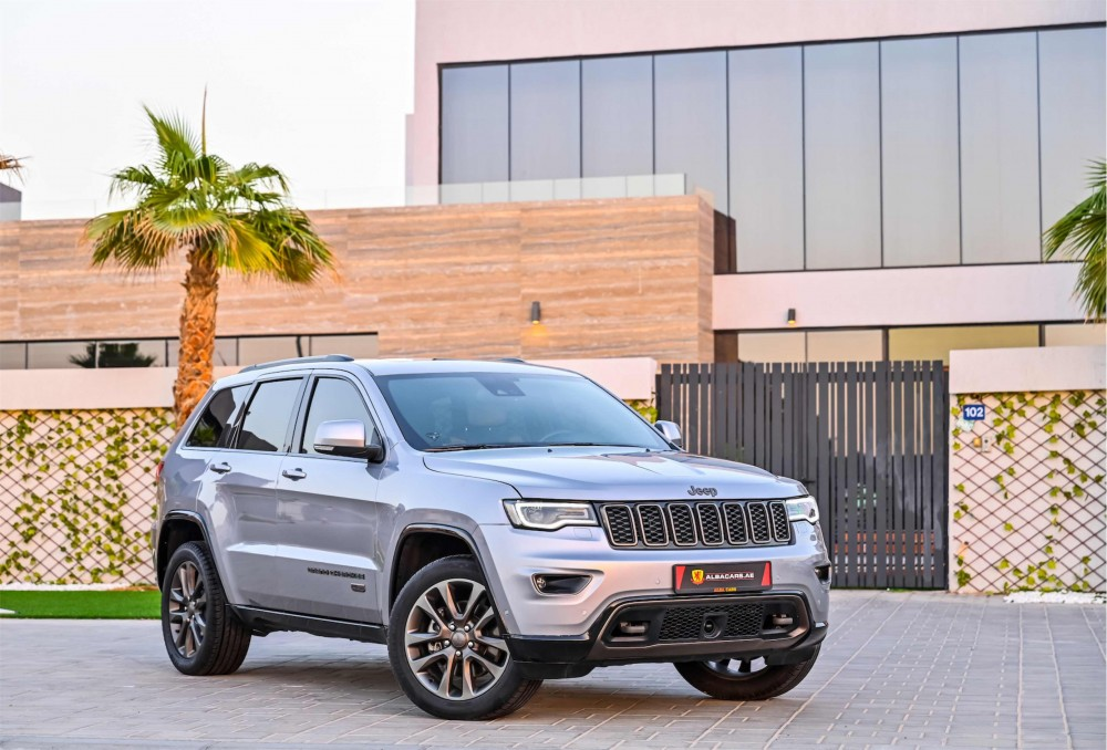buy used Jeep Grand Cherokee 75th Anniversary Edition without downpayment