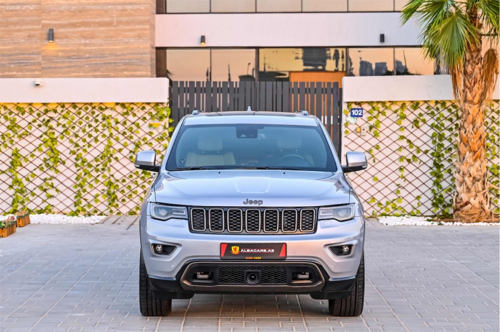 buy second hand Jeep Grand Cherokee 75th Anniversary Edition with warranty