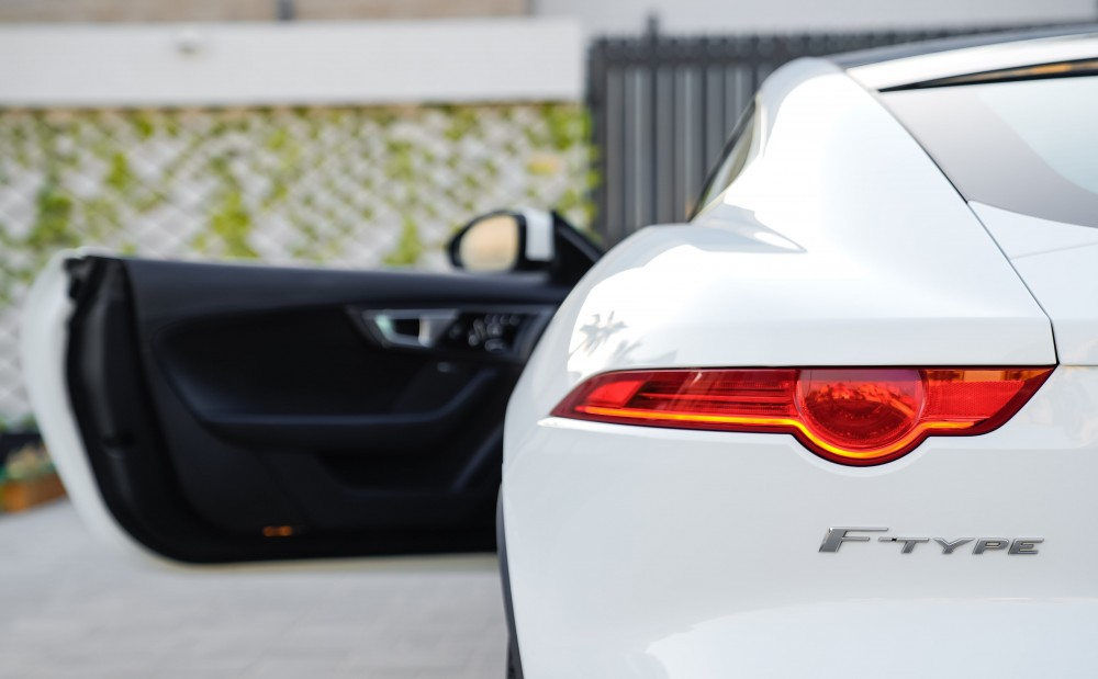 buy used Jaguar F-Type V6 S without downpayment