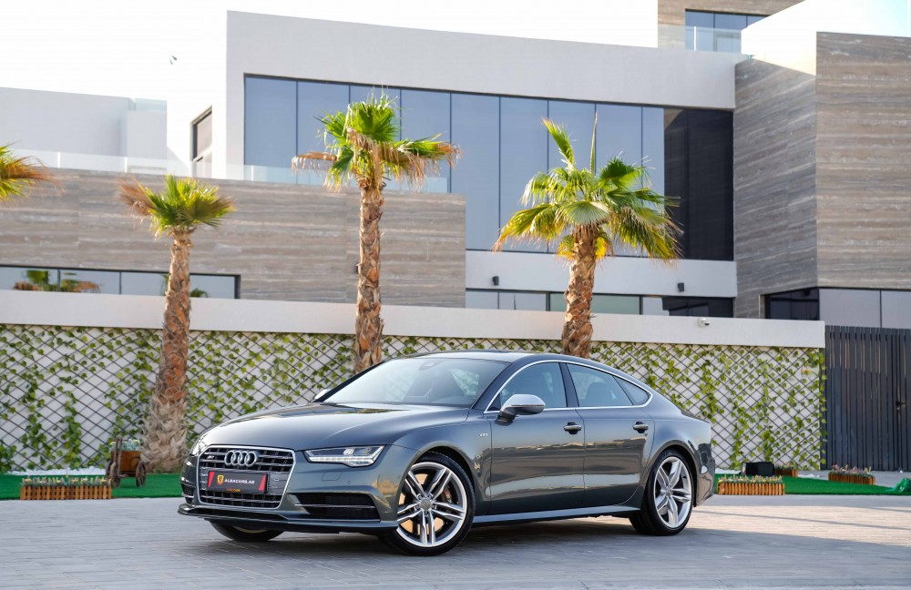 buy used Audi S7 V8 4.0TC without downpayment