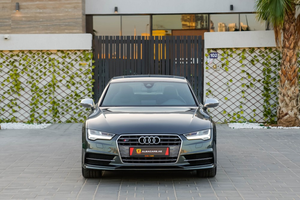 buy second hand Audi S7 V8 4.0TC in UAE