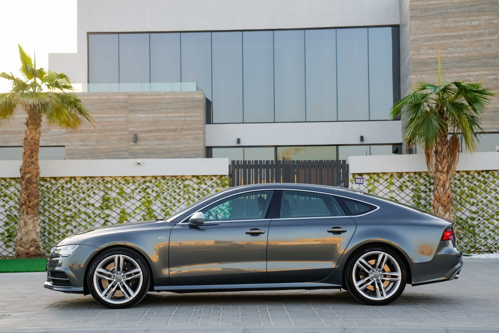 buy used Audi S7 V8 4.0TC in Dubai