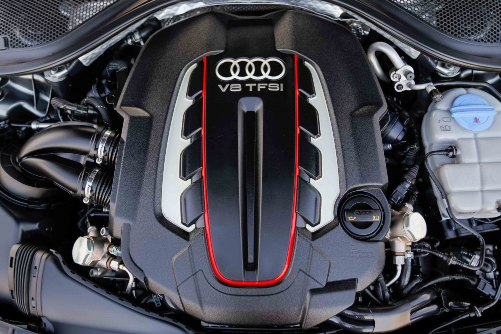 buy second hand Audi S7 V8 4.0TC in Dubai