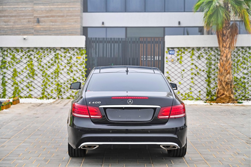 buy pre-owned Mercedes E400 AMG Coupe in Dubai