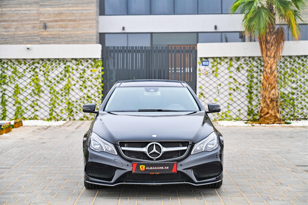 buy second hand Mercedes E400 AMG Coupe in Dubai