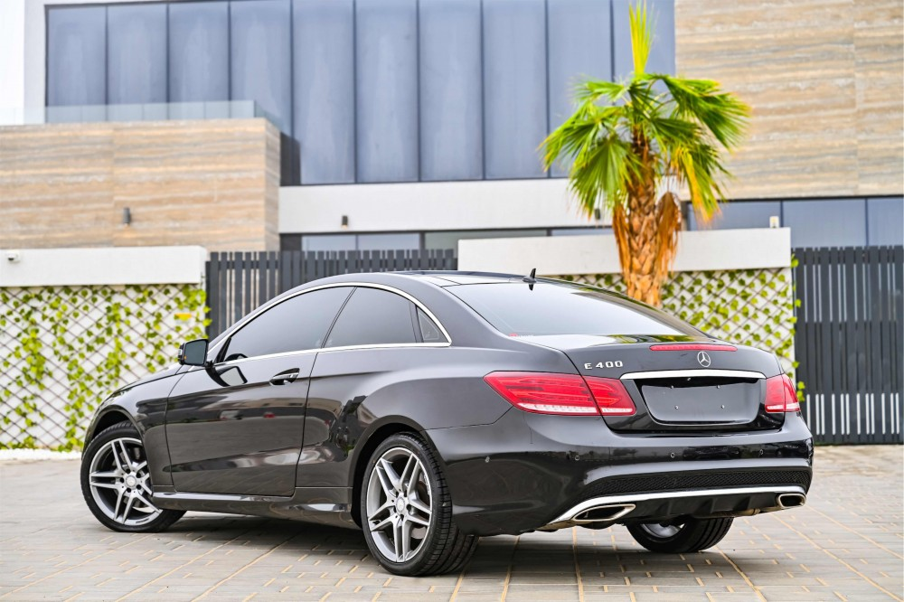 buy used Mercedes E400 AMG Coupe in UAE