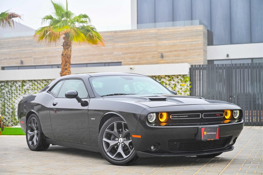 buy approved Dodge Challenger R/T 5.7L V8 Hemi in UAE