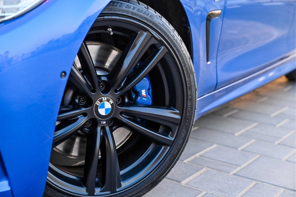buy second hand BMW 435i M-Sport GranCoupe with warranty