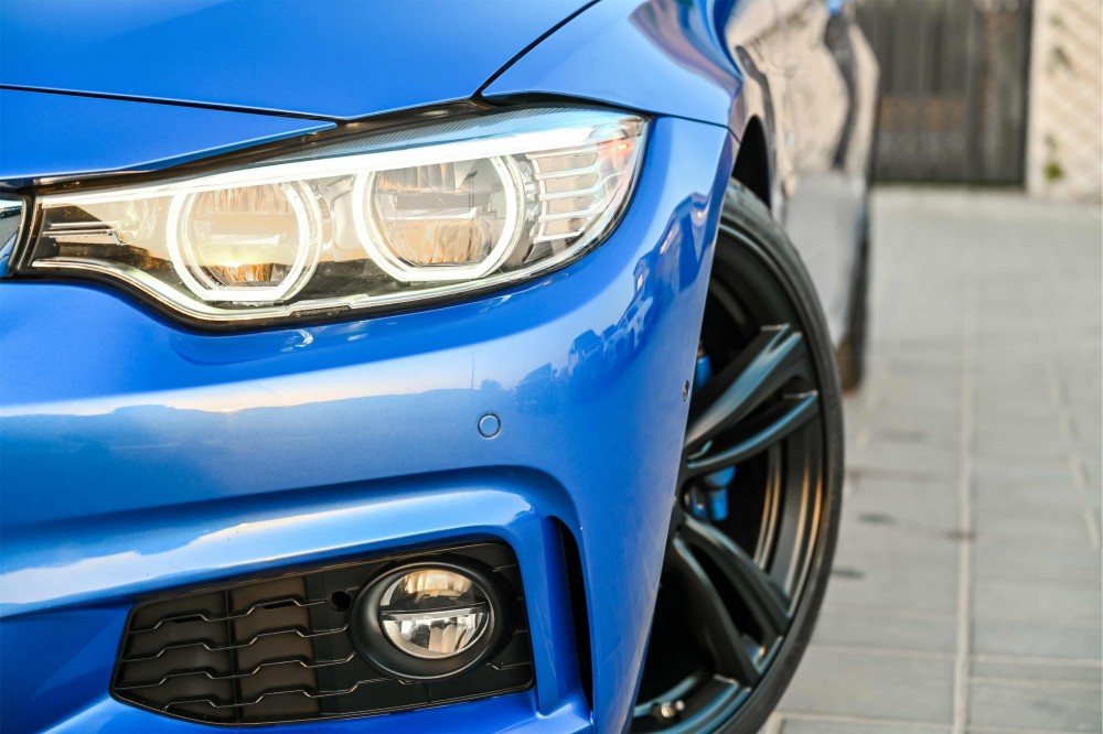 buy second hand BMW 435i M-Sport GranCoupe in UAE