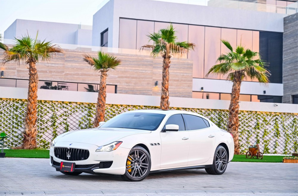 buy certified Maserati Quattroporte 3.0TC V6 without downpayment