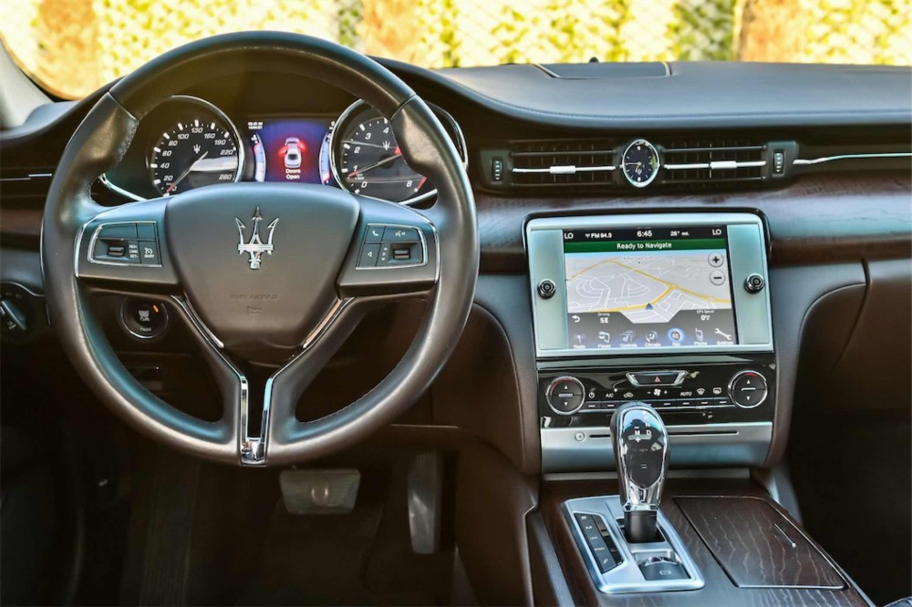 buy used Maserati Quattroporte 3.0TC V6 without downpayment